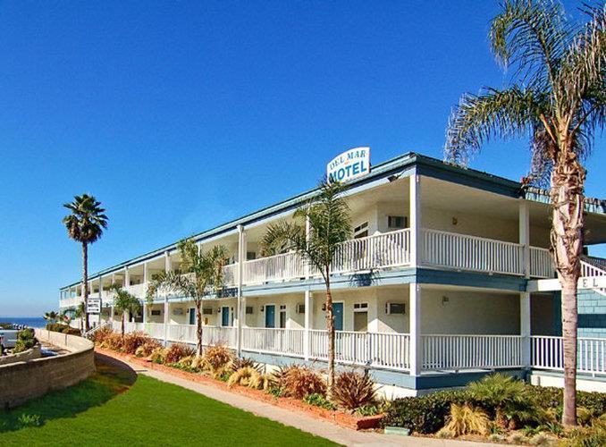 Del Mar Motel On The Beach