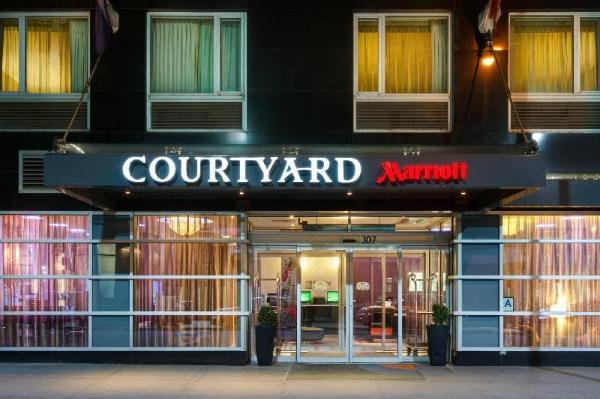 Courtyard New York Manhattan Times Square West New York