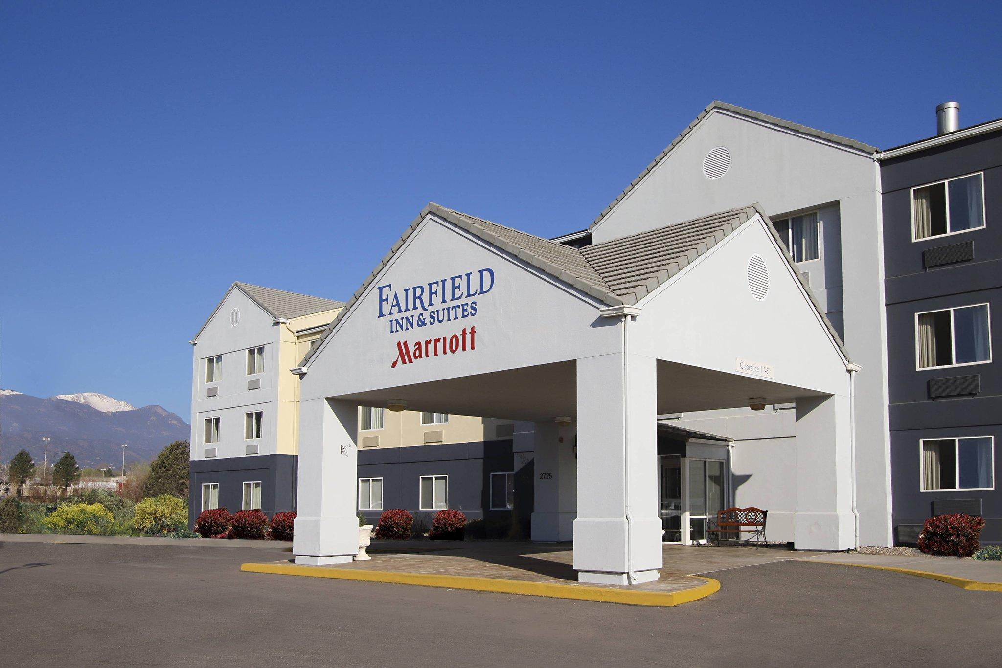 Fairfield Inn And Suites Colorado Springs South