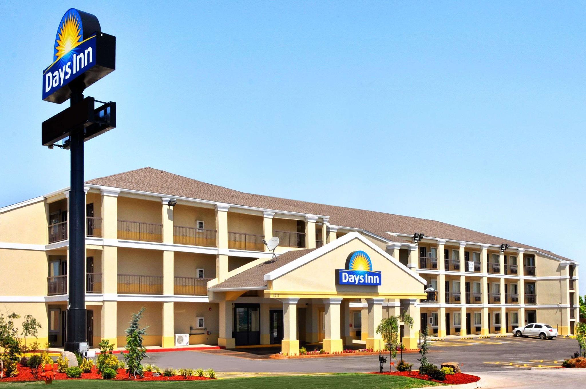 Days Inn By Wyndham Oklahoma City Moore