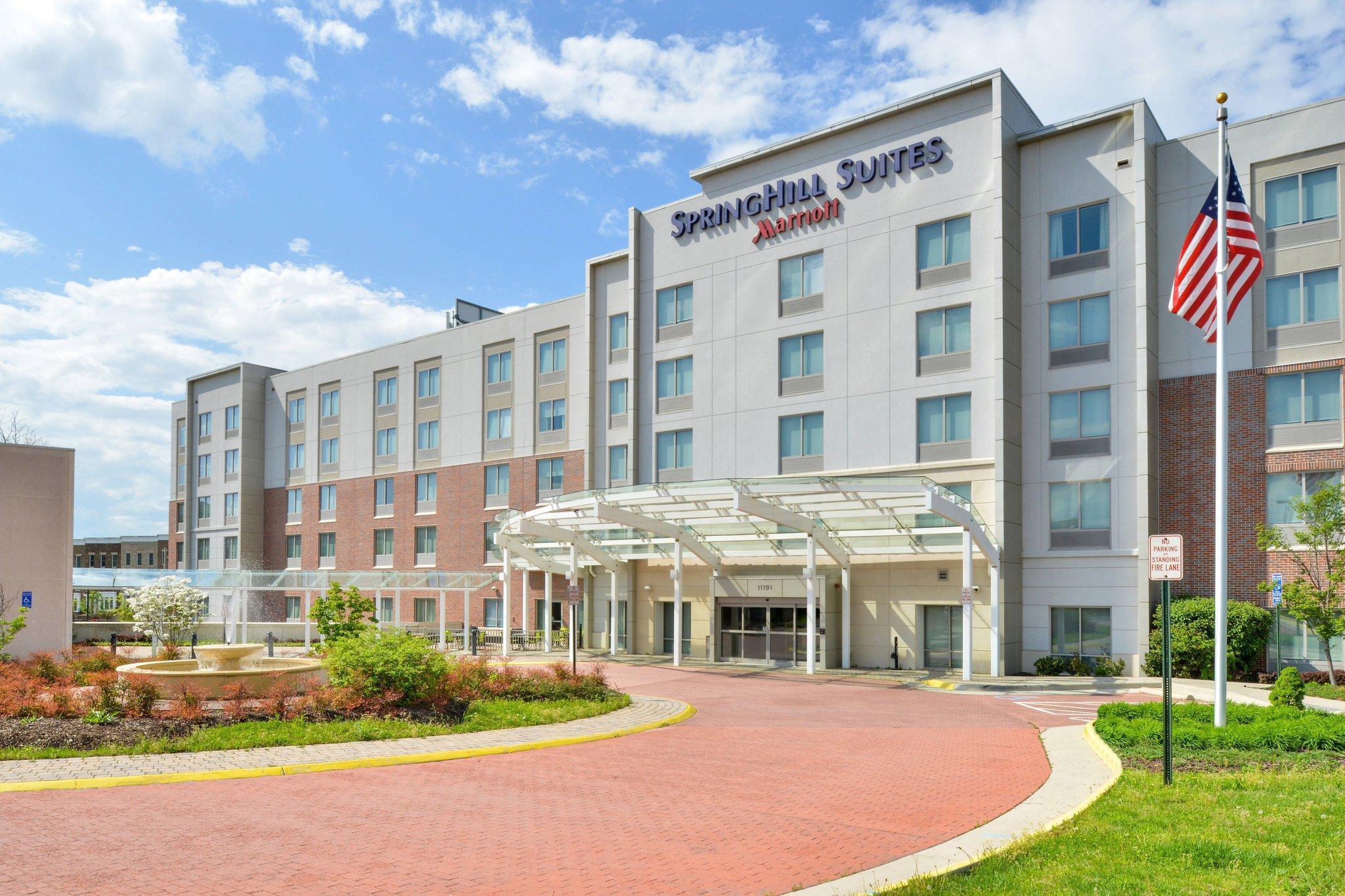 SpringHill Suites Fairfax Fair Oaks