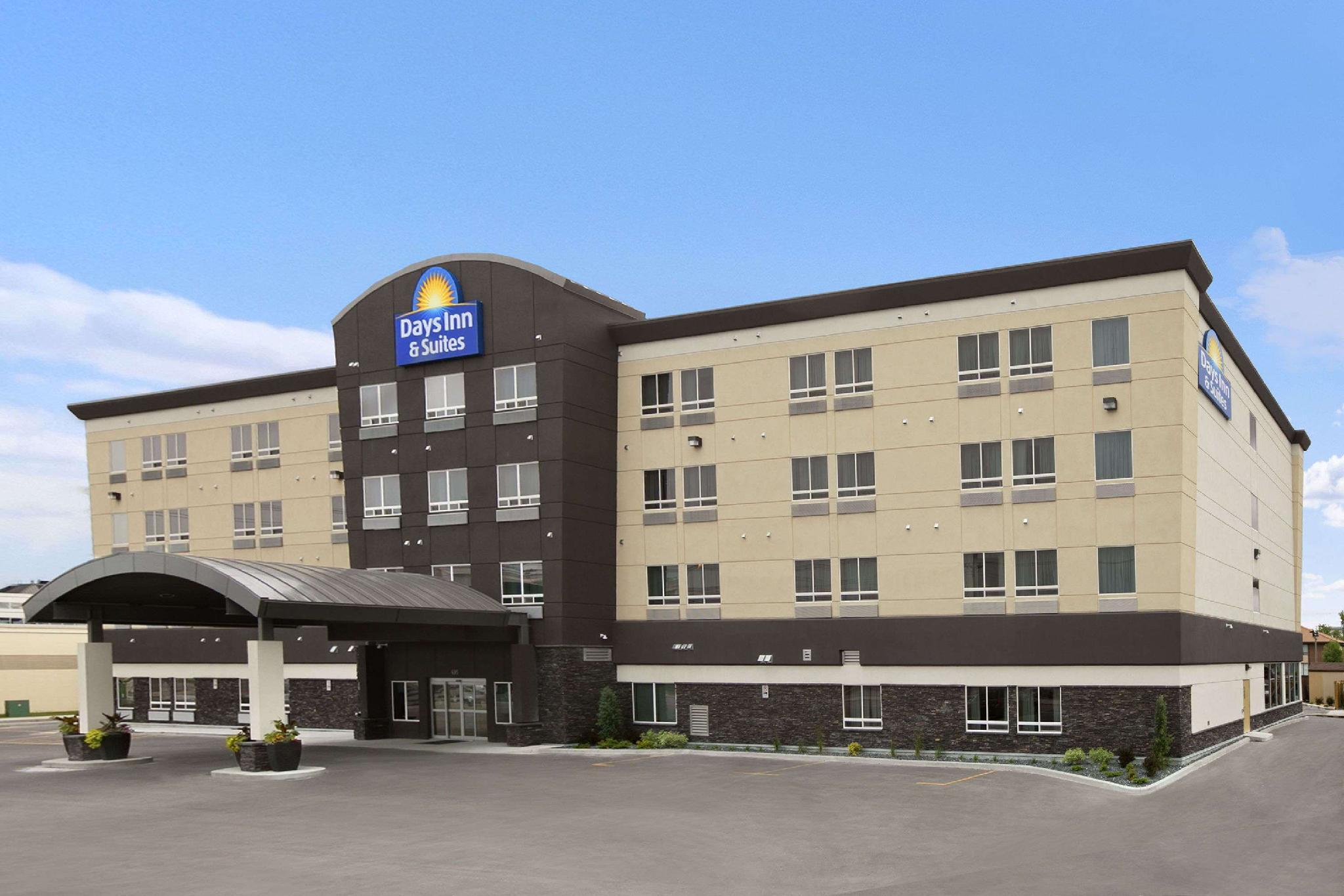 Days Inn & Suites By Wyndham Winnipeg Airport Manitoba