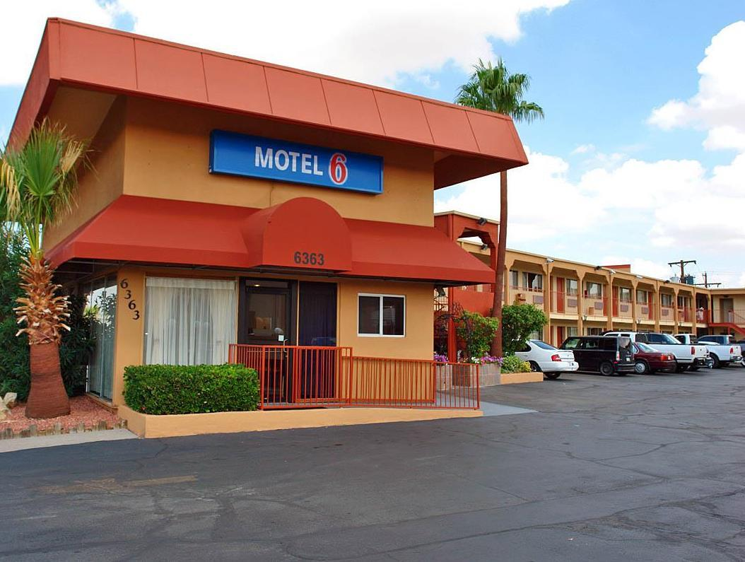Motel 6 El Paso Airport Fort Bliss