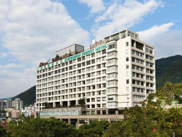 Evergreen Resort Hotel Jiaosi Yilan