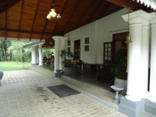 保护区小屋 科伦坡 - 入口