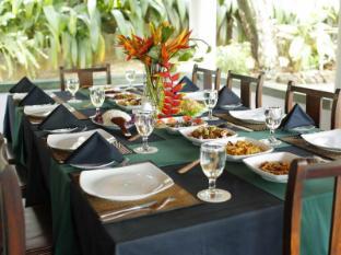 保护区小屋 科伦坡 - 餐厅
