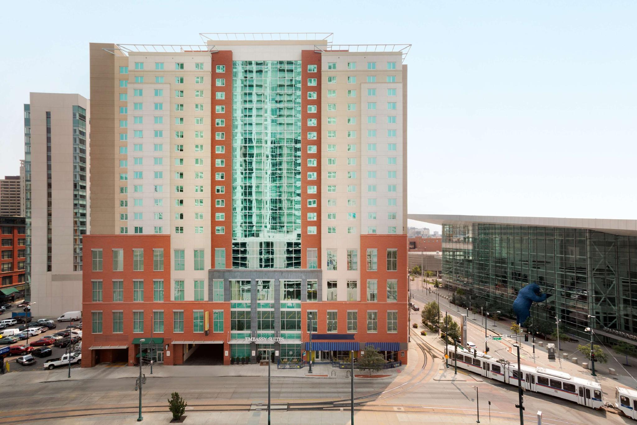 Embassy Suites Hotel Denver Downtown Convention Center