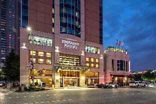 候斯頓市中心希爾頓尊盛酒店