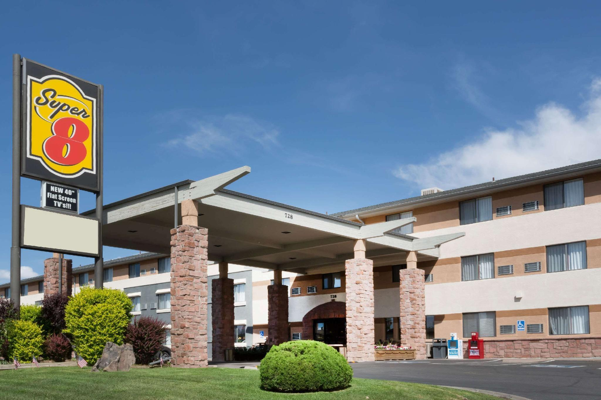 Super 8 By Wyndham Grand Junction Colorado
