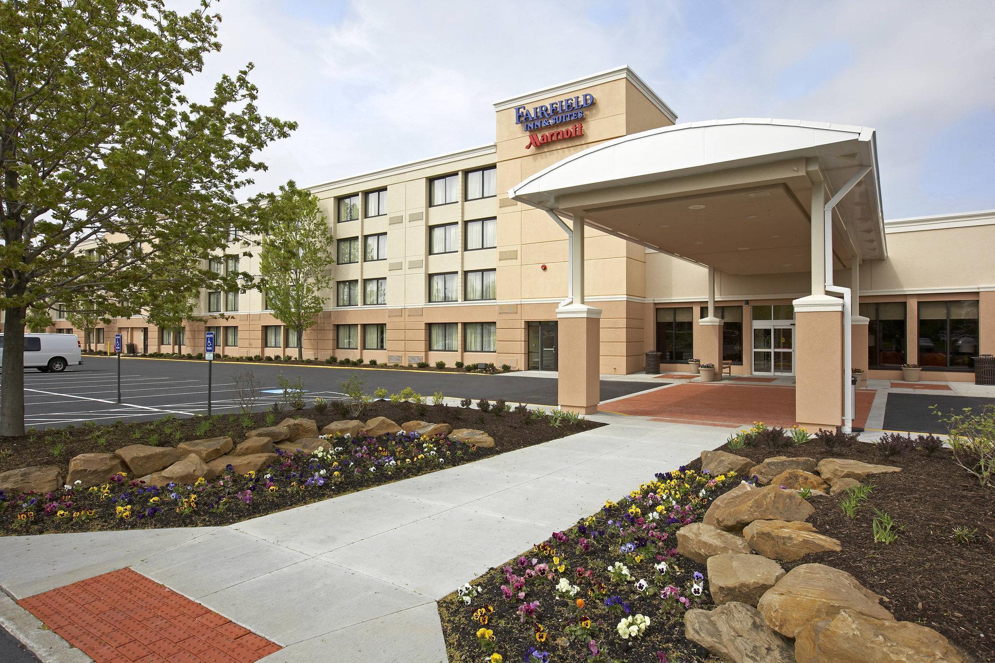 Fairfield Inn And Suites Cleveland Beachwood