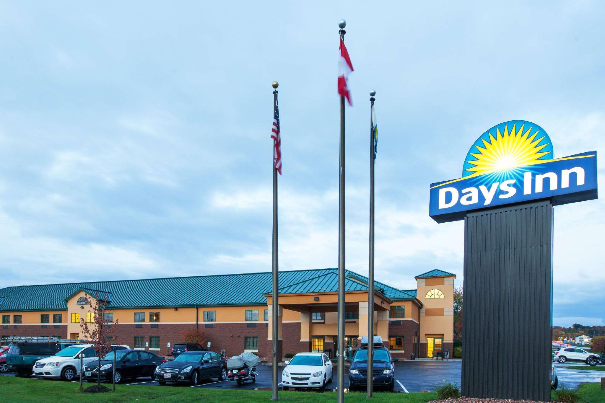 Days Inn By Wyndham Brewerton  Syracuse Near Oneida Lake