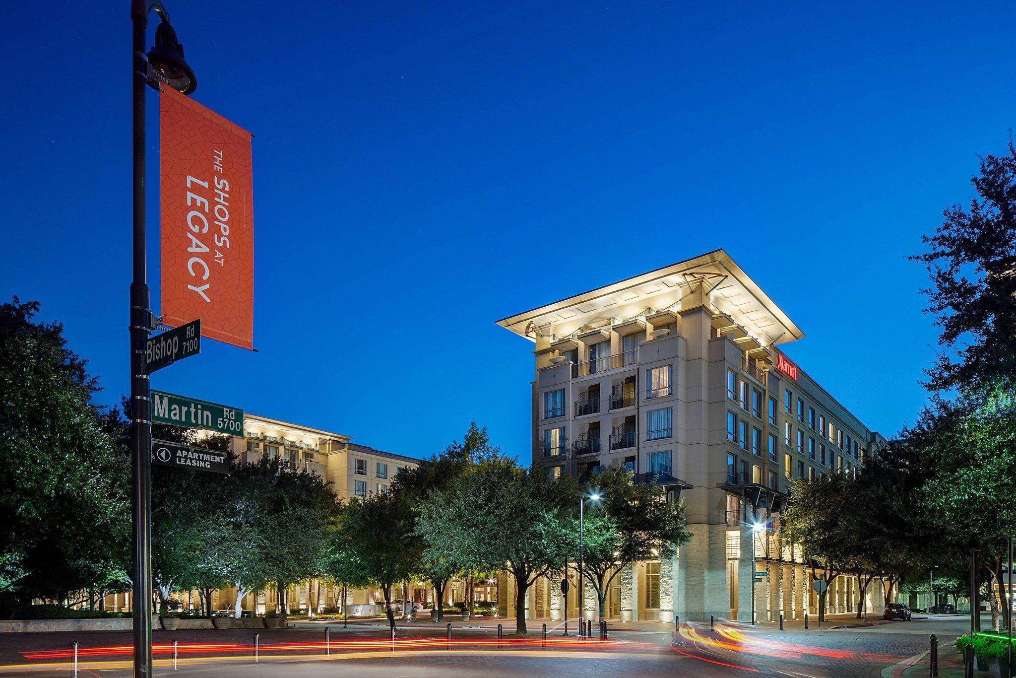 Dallas Plano Marriott At Legacy Town Center
