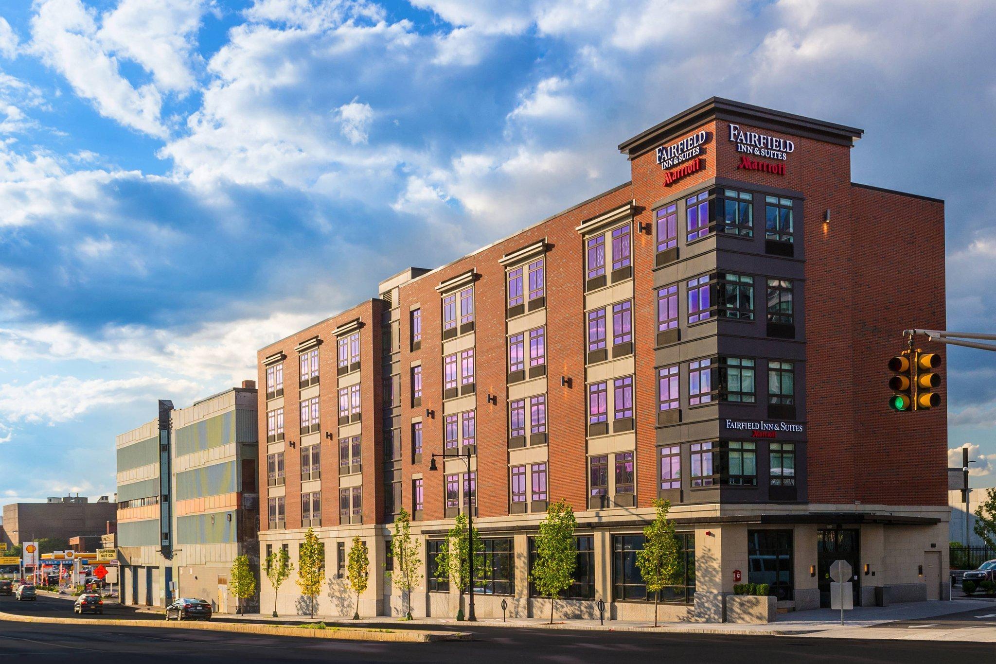 Fairfield Inn And Suites Boston Cambridge