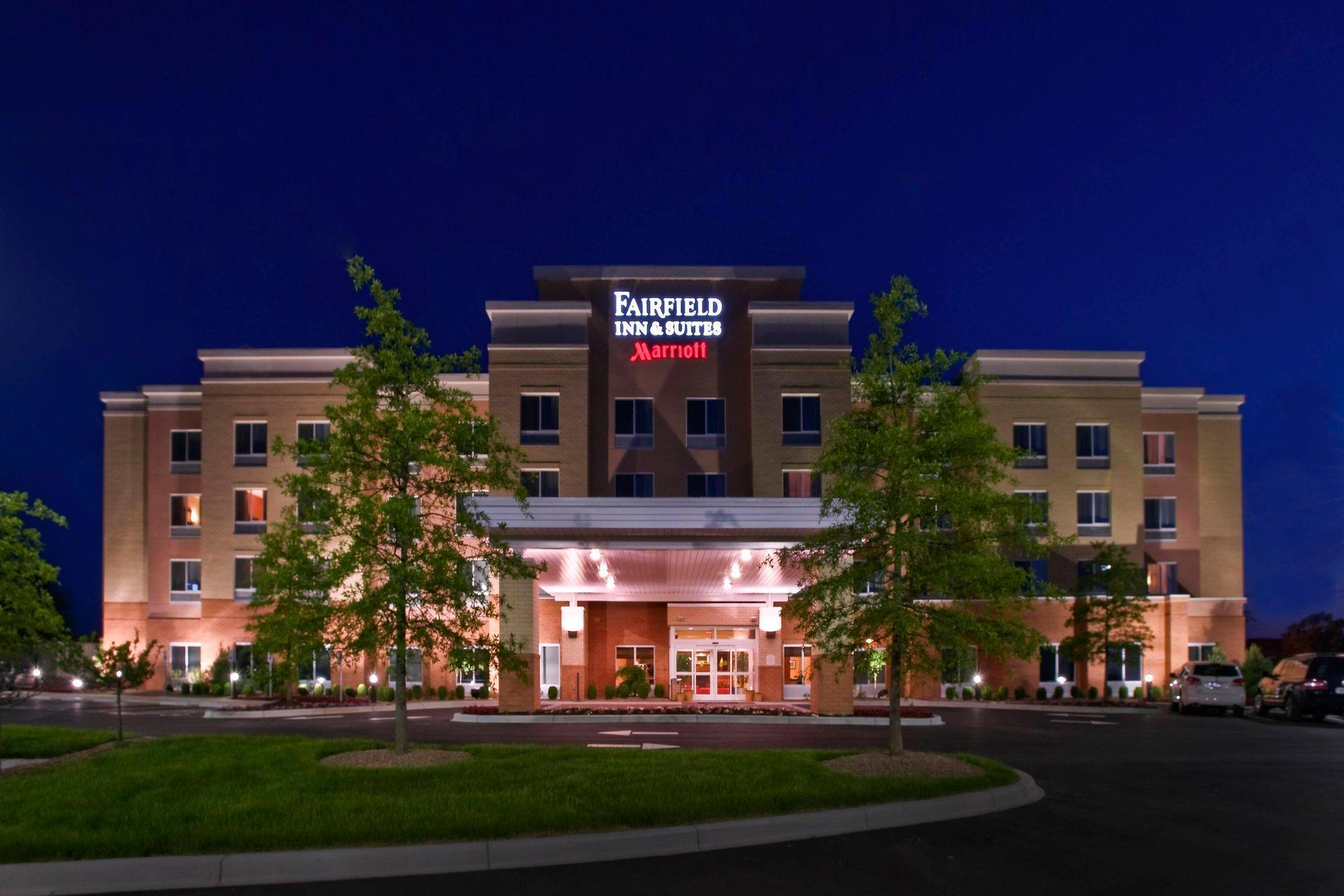 Fairfield Inn And Suites Louisville East