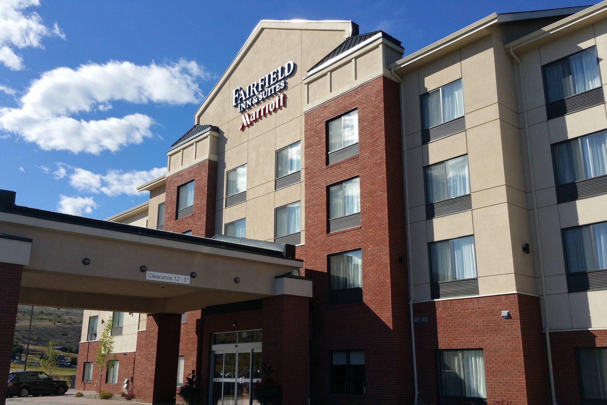 Fairfield Inn And Suites By Marriott Vernon