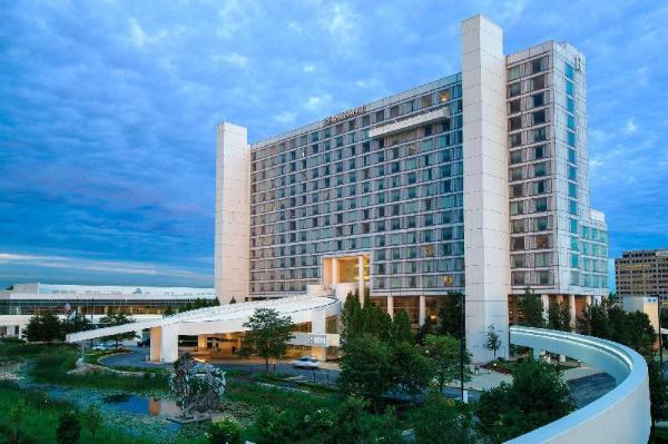 Renaissance Schaumburg Convention Center Hotel Chicago