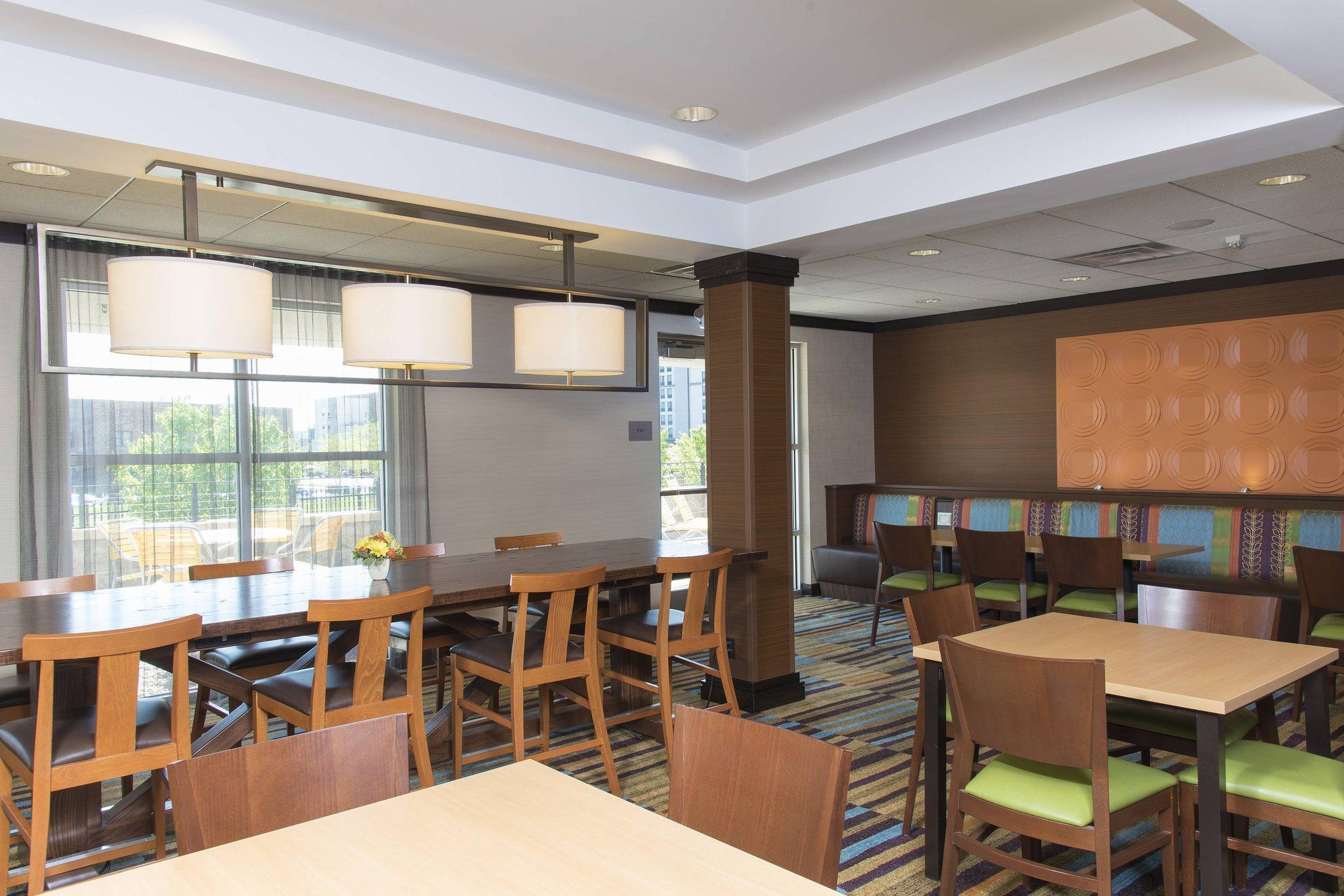 Fairfield Inn & Suites Omaha Downtown