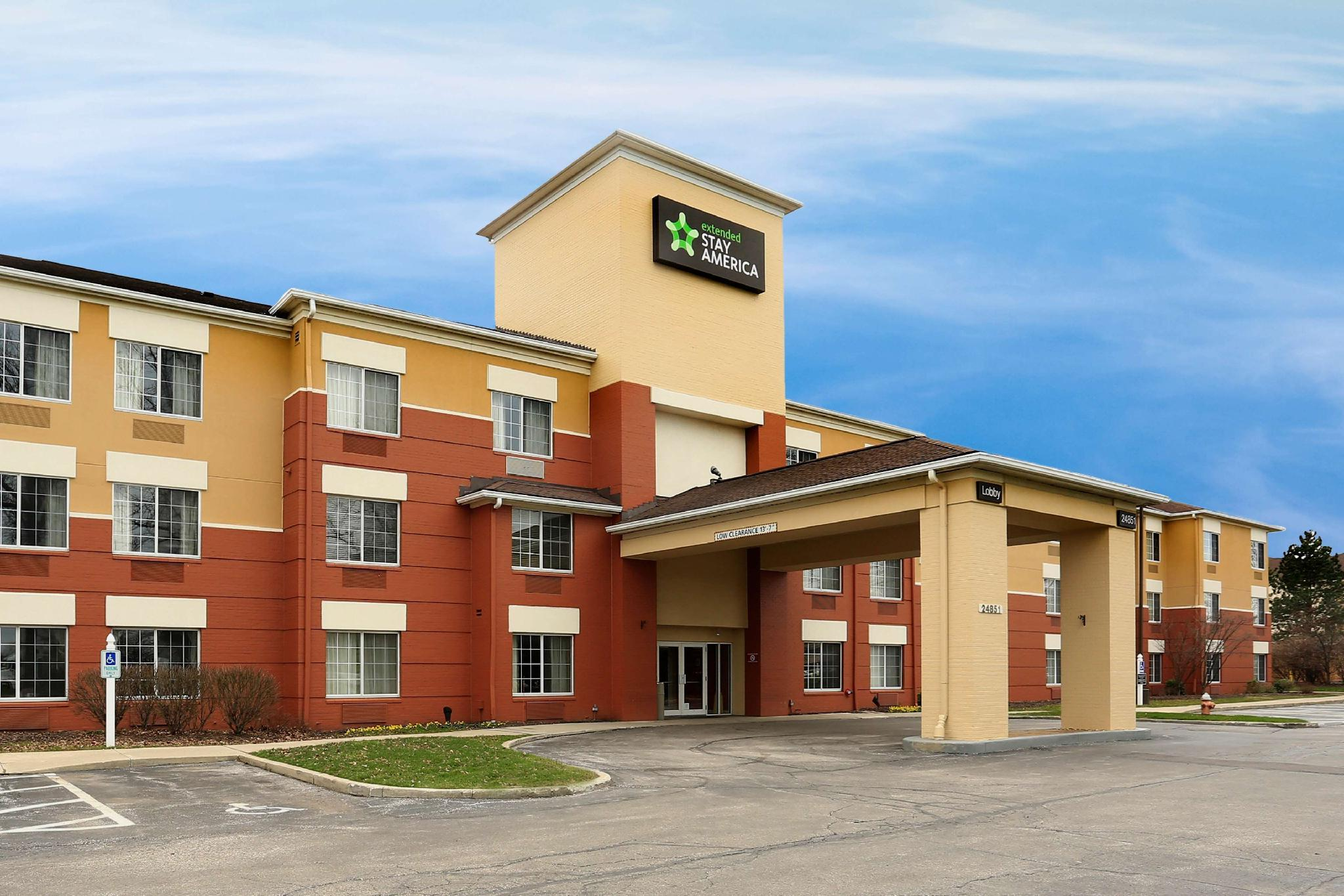 Extended Stay America   Cleveland   Airport   North Olmsted