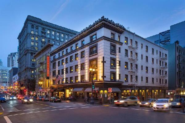 Hotel Abri Union Square San Francisco
