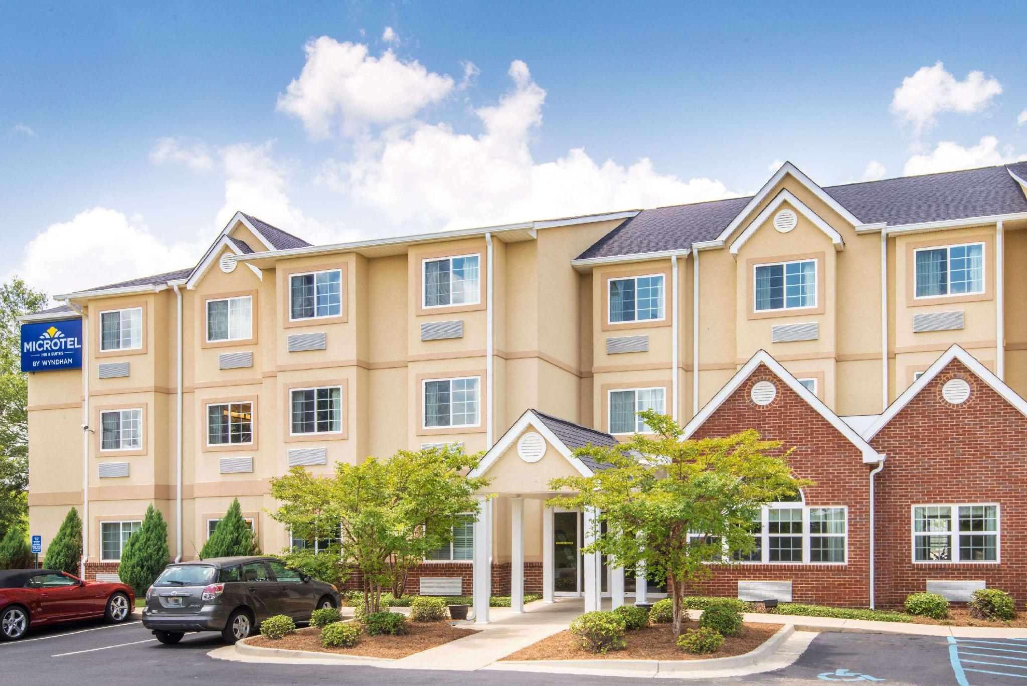 Microtel Inn And Suites By Wyndham Montgomery