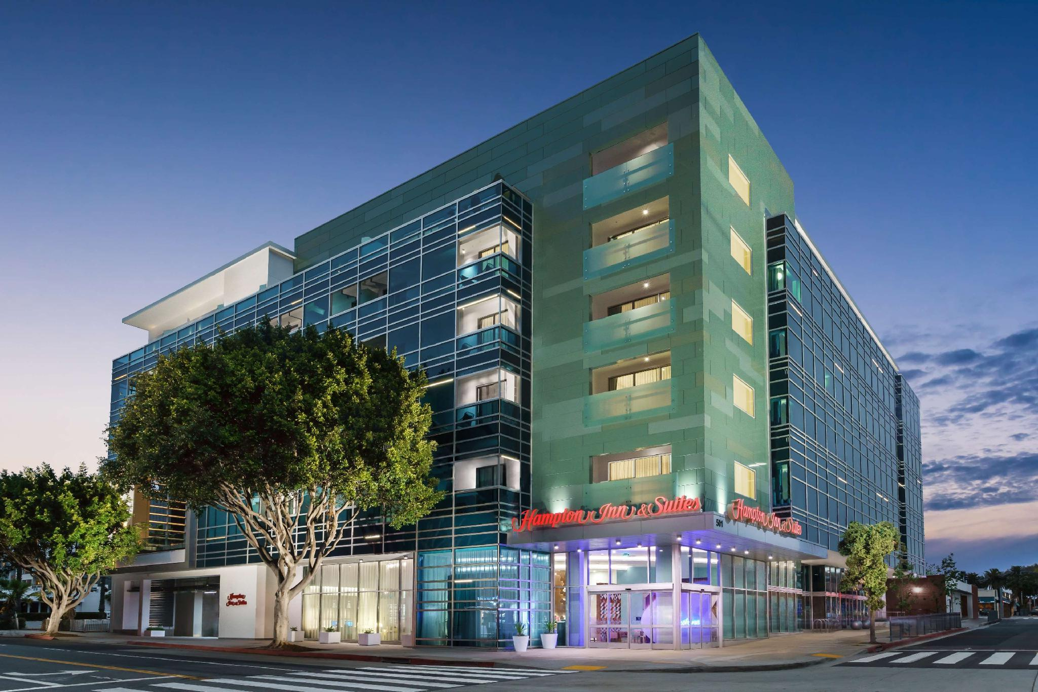 Hampton Inn And Suites Santa Monica