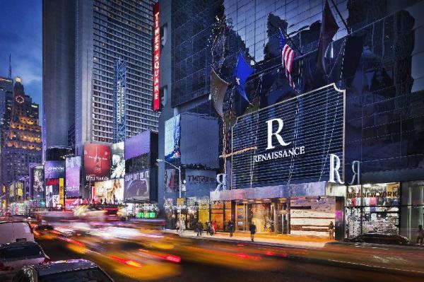Renaissance New York Times Square Hotel New York