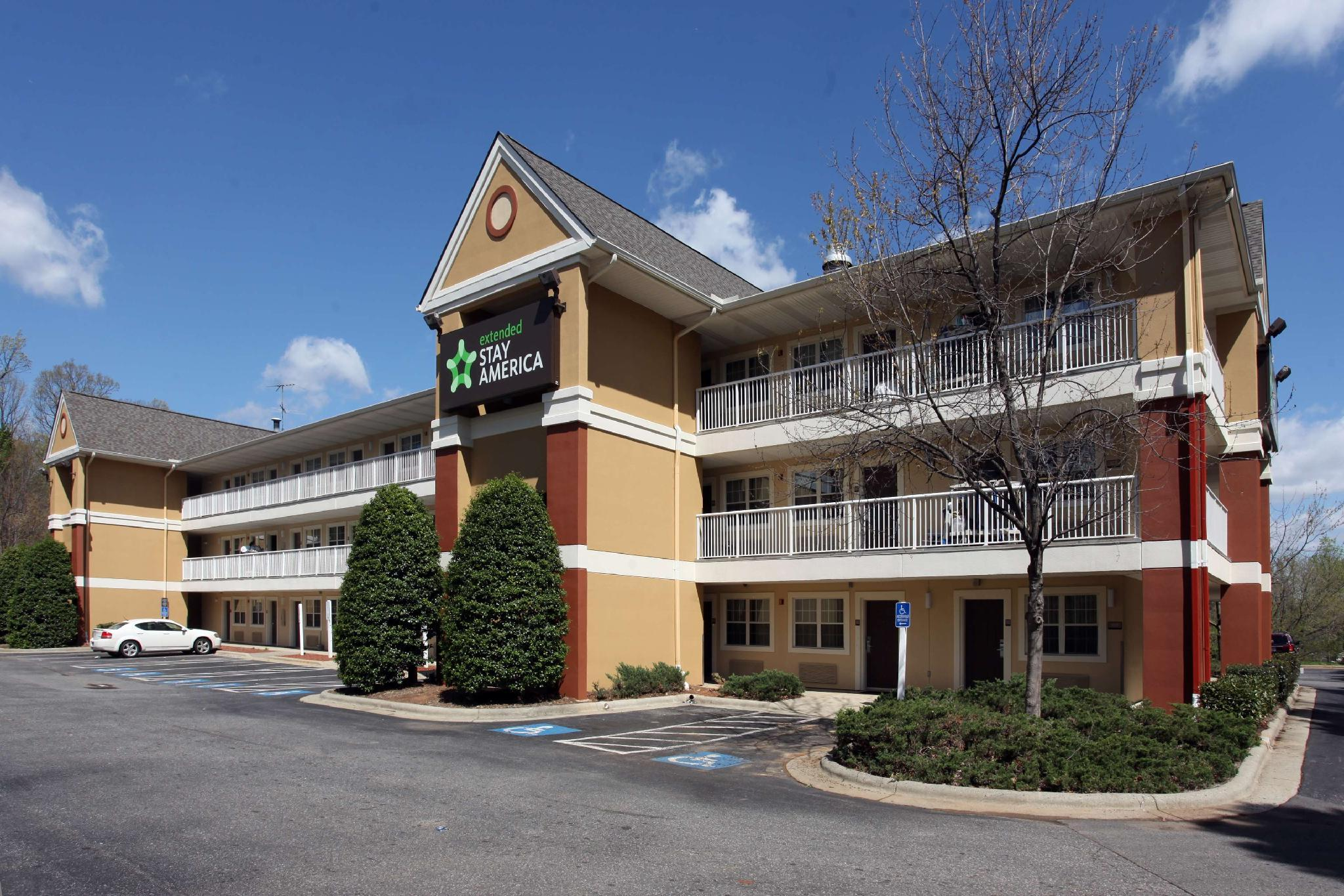 Extended Stay America Greensboro Wendover Big Tree Wy