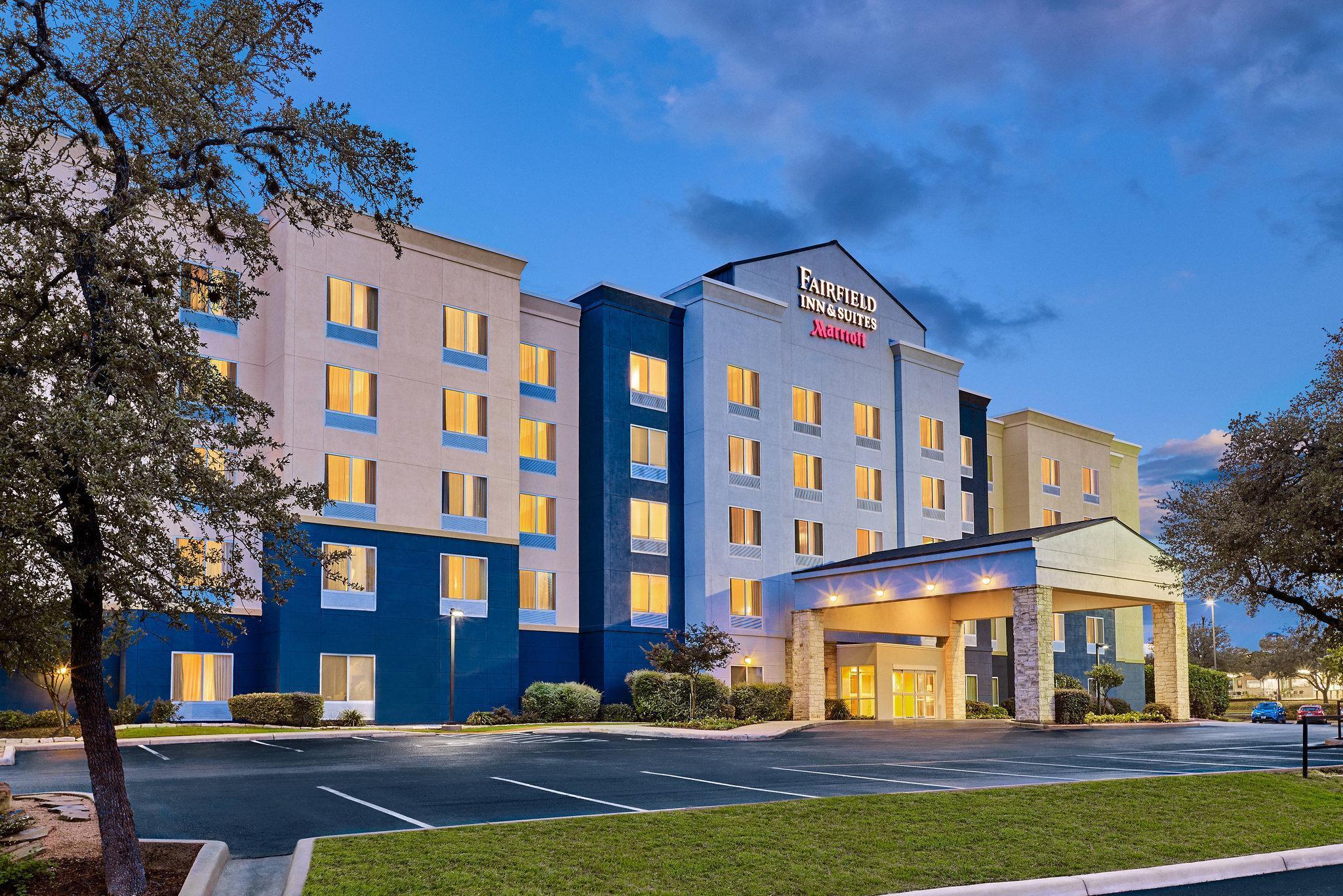 Fairfield Inn & Suites San Antonio NE Schertz