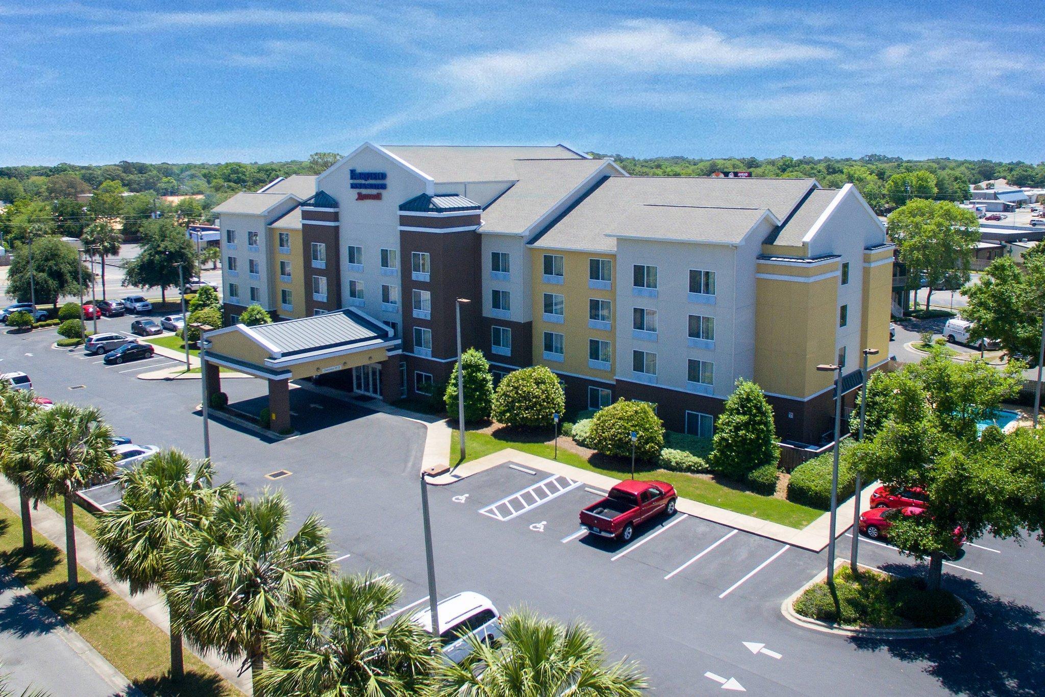 Fairfield Inn And Suites Fort Walton Beach Eglin AFB