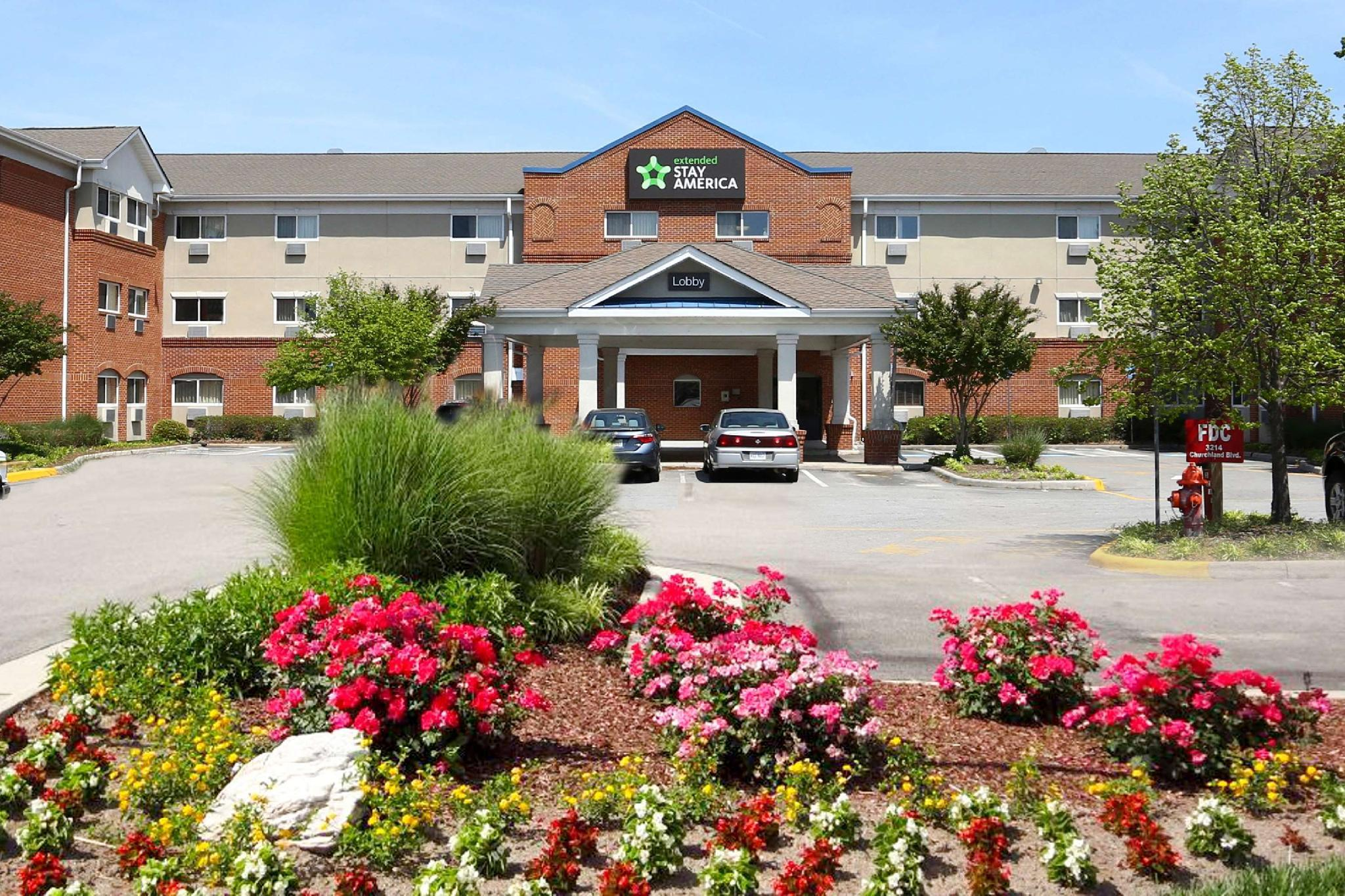 Extended Stay America   Chesapeake   Churchland Blvd