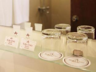 Alba Uno Hotel Cebu City - Bathroom