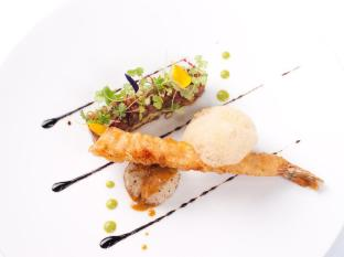 Hansar Bangkok Hotel Bangkok - Makanan dan Minuman