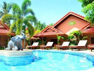 Happy Elephant Resort फुकेत - तरणताल