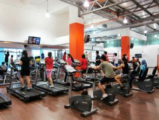 Ruemz Hotel Kuala Lumpur - Fitness Room