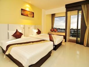 The BluEco Hotel Phuket - Deluxe with Balcony