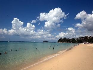 藍克飯店 普吉島 - 沙灘