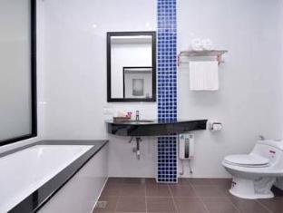 藍克飯店 普吉島 - 衛浴間