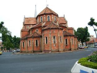 Golden Rose Hotel Ho Chi Minh City - Surroundings