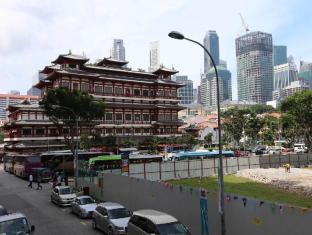 Fernloft City Hostel - Chinatown Singapore - View