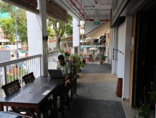 Fernloft City Hostel - Chinatown Singapore - Common Area