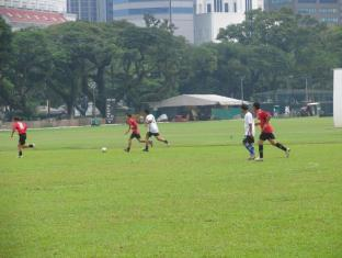 The Residence at Singapore Recreation Club Singapore - Sports and Activities