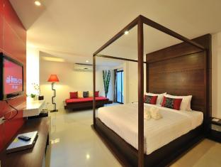Alfresco Phuket Hotel Puketas - Svečių kambarys