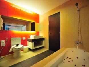 Alfresco Phuket Hotel פוקט - חדר שינה