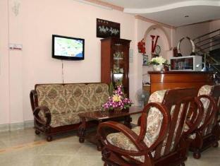 Thien Vu Hotel Ho Chi Minh City - Reception area