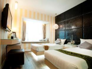 M1 Hotel Hong Kong - Habitación