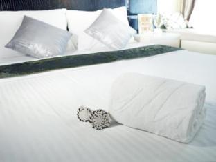 M1 Hotel Hong Kong - Phòng khách