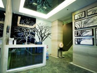 M1 Hotel Hong Kong - Vestíbulo
