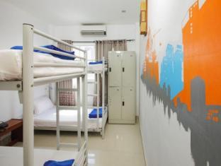 Saigon Youth Hostel Ho Chi Minh City - Guest Room