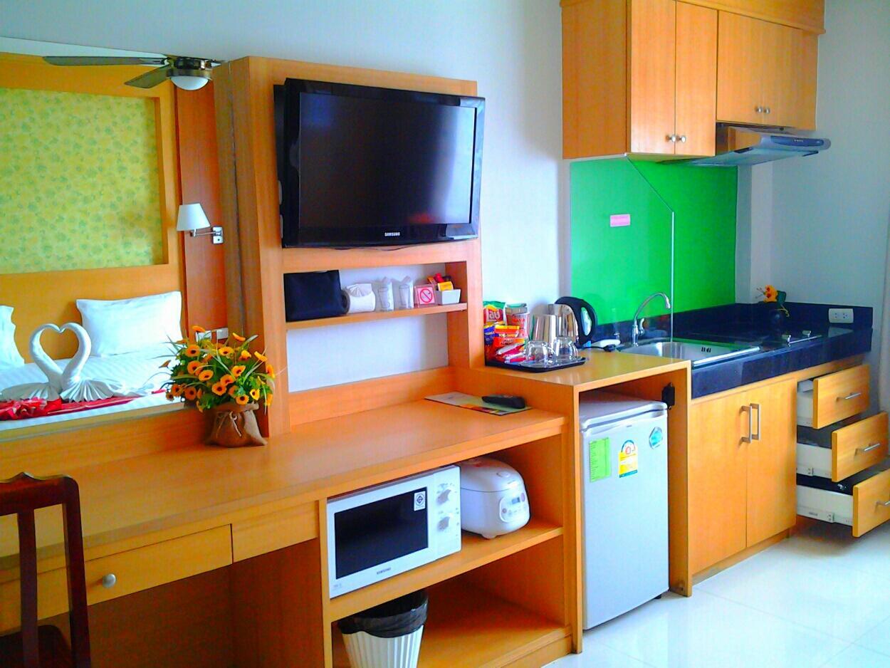 グリーン ハーバー ホテル & サービス アパートメント8