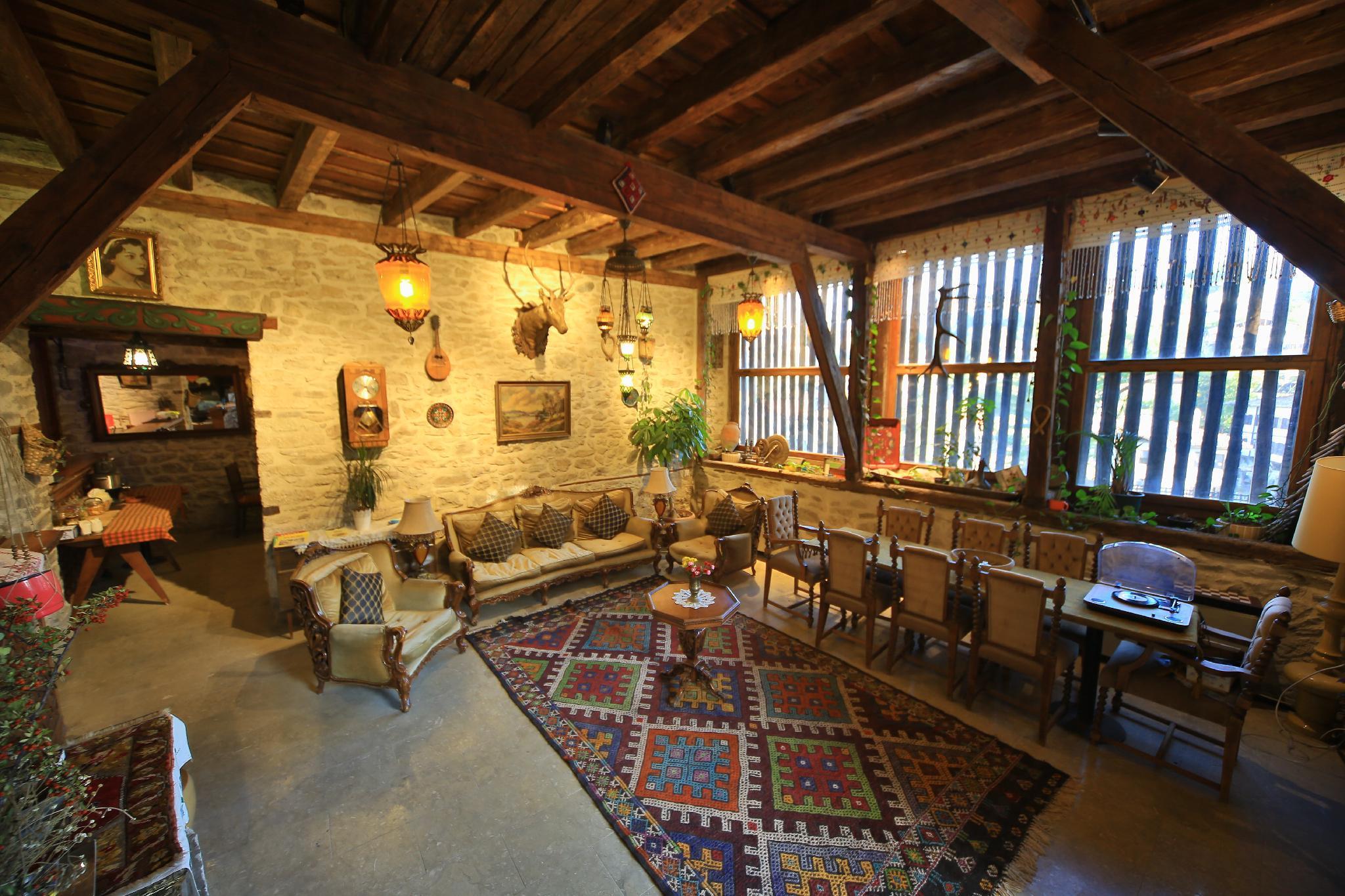 Peri Konak  Historical Ottoman House